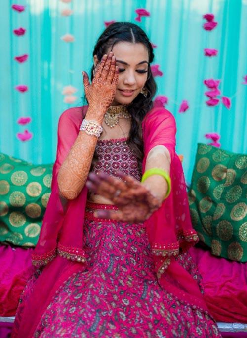 premium bridal cover